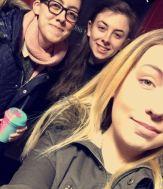 Cinema with girls x