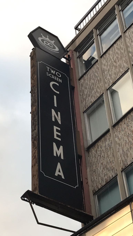 Prince Charles cinema!